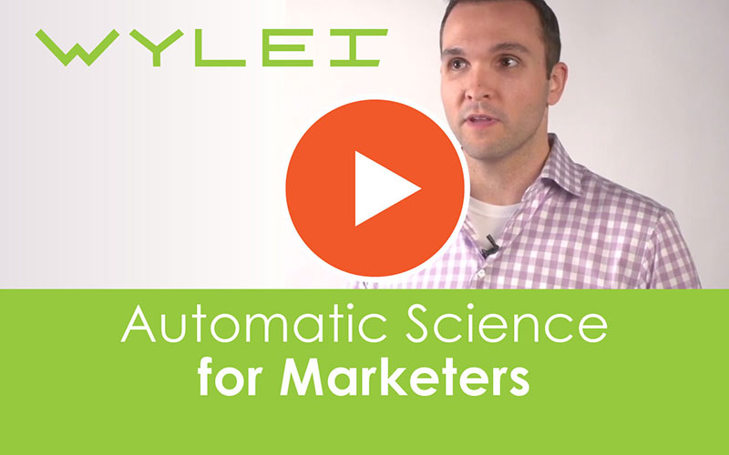 Automatic Science for Marketers
