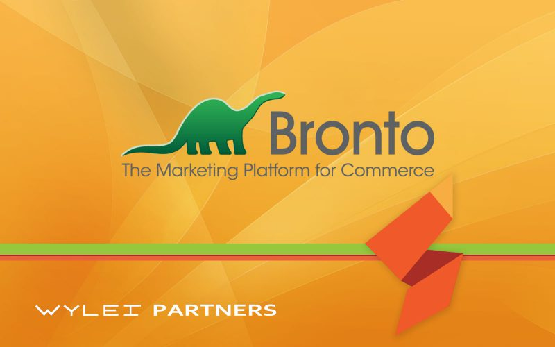 Wylei and Bronto Marketing Partner to Bring Adaptive ContentTM to International Brands and Marketing Agencies
